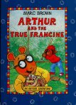 ArthurAndTheTrueFrancine-cover
